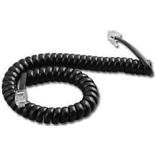 Nortel Norstar Meridian 9' FT Phone Handset Cord M7310 M7208 M7324 M7100 Black