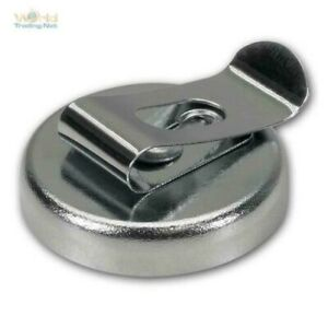 Supporto Magnetico,Magnetico Clip Cintura,Porta Attrezzi Per Cintura Ø32 / 50mm