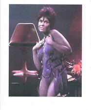 Hand Signed Autographed REPRINT Star Trek Yvonne Craig