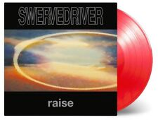 Swervedriver - Raise RED COLOURED vinyl LP NEW/SEALED IN STOCK
