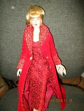 "Robert Tonner American Model 19"" Vinyl Doll Teagan 1998 Show Special Ltd #47/100"