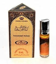 Sultan Al Oud Alcohol Free 6ml by  Al Rehab Concentrated Perfume Oil/Attar