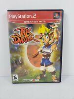 Jak and Daxter The Precursor Legacy Greatest Hits (Sony PlayStation 2, 2002) CIB