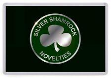 Silver Shamrock Novelties Fridge Magnet. NEW Inspired by Halloween III / 3