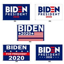 Joe Biden for President 2020 Wall Flag Democrat Maga 3'x5' Banner Outdoor Indoor