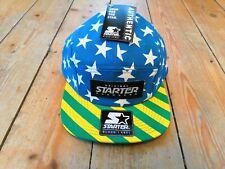 Snapback Cap Black Label Original Starter Headgear Brand New With Tags