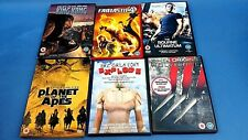 Nice Girls Don't Explode King Kong Fantastic 4 Bourne Wolverine Planet of Apes