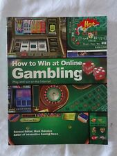 How To Win At Online Gambling by Mark Balestra | PBK 2005 1st Edition