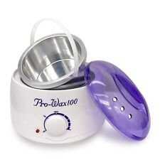 Pro Fast Wax Warmer Handle Pot Waxing Heater Hair Removal Depilatory Paraffin