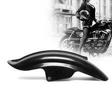 Black Motorcycle Rear Fender Mud Guard for Harley Chopper Bobber Cafe Racer