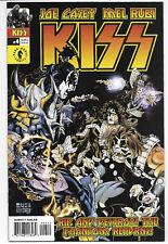 Kiss  #4 2002 NM Dark Horse Comics Free Bag/Board