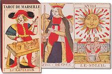 Tarot de Marseille - PIATNIK, NEW