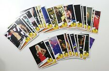 2015 Topps WWE Heritage NXT Called Up inserts COMPLETE SET of 30 cards ROOKIE