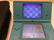 Nintendo DSi Lot With Games And Case