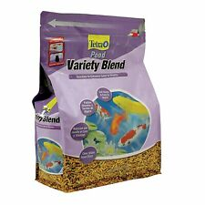 New listing TetraPond Variety Blend Fish Food to Enhance Color and Vitality, 2.25 lb, 7 L