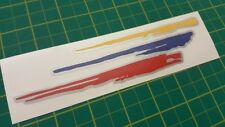 Peugeot 306 Rallye bonnet replacement restoration decal sticker graphic