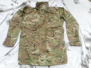 UK MTP MULTICAM heavy weight MVP gore tex waterproof SMOCK coat 190/104 large L