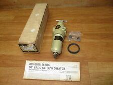 "Norgren B01-239-M3LA Filter Regulator *New In Box* Pneumatic Air 1/4"""