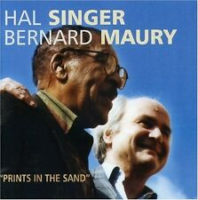 Hal Singer & Bernard Maury / Prints in the Sand - Black & Blue CD New and sealed