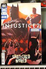 BATMAN SUPERMAN #2 CVR A 2019 DC COMICS 9//25//19 NM