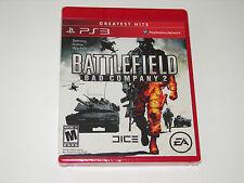 NEW - Battlefield Bad Company 2 - Greatest Hits - Playstation 3 - PS3