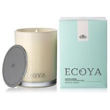 Ecoya Lotus Flower Madison Jar Candle 400gm