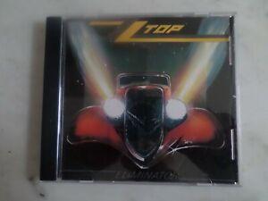 CD  ZZ TOP Eliminator METAL HARD ROCK BLUES