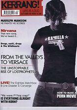 MARILYN MANSON / NIRVANA / KORNKerrangOct52002