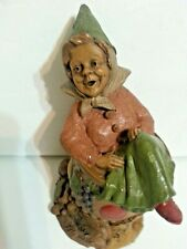 """Collectible Tom Clark 1999 """"Judy"""" Gnome figurine """"signed"""""""