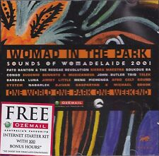 [NEW] CD: WOMAD IN THE PARK: SOUNDS OF WOMADELAIDE (2001)