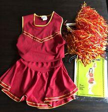 Pep Squad Cheerleader Women L California Costume Collections Halloween