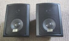 Two Paramax Digital Sound Speaker System P-6 Replacement Speakers LOOK