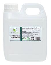 Ingrédients spéciaux VEGETABLE GLYCERINE 1 L