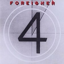 Foreigner - 4 - SEALED new copy 180 Gram LP  - Classic Rock