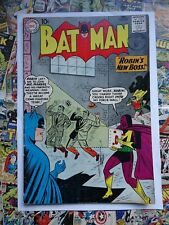 BATMAN #137 - FEB 1961 - ROBIN'S NEW BOSS! FN- (5.5)