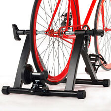 Workout Portable Indoor Exercise Magnetic Resistance Bicycle Trainer Bike Stand