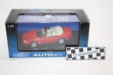 Jaguar XK8 Cabrio • AutoArt • 1:43