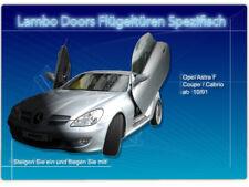 Opel Astra F Cabrio / Coupe Flügeltüren Lambo Doors NEU