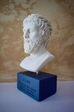 Statua with God ZEUS made of alabastro