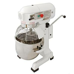 20L Food Mixer Stand Commercial Dough Planetary Mixing Cake Bakery 1100 Watts