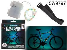 Bike frame LED lights