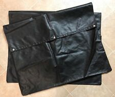 Original T-Top Storage Bags Code for 1974 Or 1975 C3 Corvette Black Vinyl