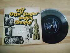 "7"" Werbe BRAVO Goldene Otto Sieger 68 / Rigg Bee Gees Price Versini"