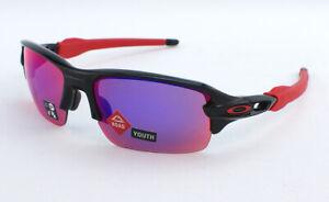 Oakley Flak XS OJ9005-1359 Youth Sunglasses - Polished Black/Prizm Road