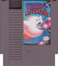 Kirby's Adventure - Very Fun NES Nintendo Game