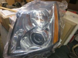 OEM # 25998519 GM DELCO OEM new CADILLAC DTS 2006-2011 headlight LH HID