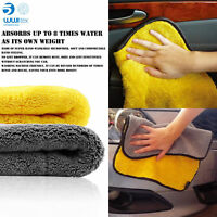 New Super Absorbent Car Wash Microfiber Towel Car Cleaning Drying Cloth Newly