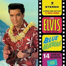 Presley- ElvisBlue Hawaii + 1 Bonus Track (New Vinyl)