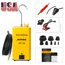 Hot Autool Automotive Diagnostic Smoke Leak Detector For Car Motorcycle SDT-106