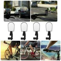 4X Lenkspiegel Set Fahrradspiegel Rückspiegel für Fahrrad Motorrad E-Bike MTB